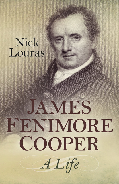 a biography of james fenimore copper