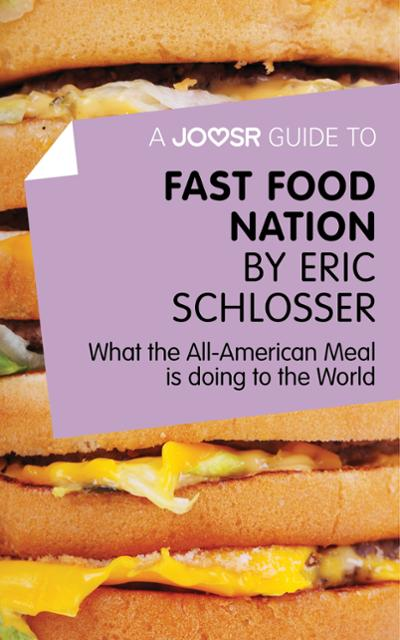 fast food nation rhetorical analysis
