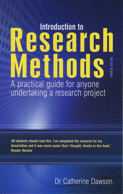 methods of research introduction