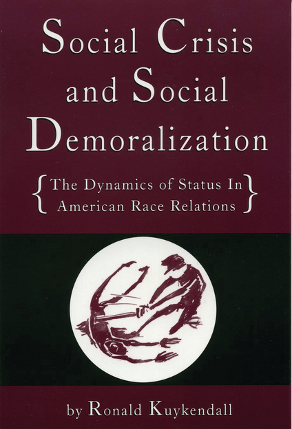 an analysis of racial integration and attitudes in the book race and place race relations in an amer Socioeconomic status and race/ethnicity have been associated with avoidable procedures, avoidable hospitalizations, and untreated disease (fiscella, franks, gold, & clancy, 2008) at each level of income or education, african-americans have worse outcomes than whites.