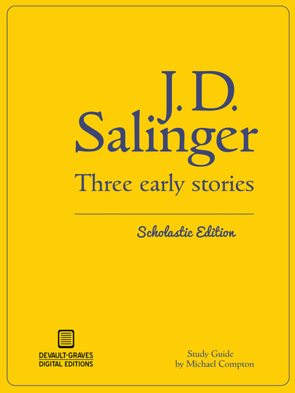 an introduction to the life and literature by j d salinger