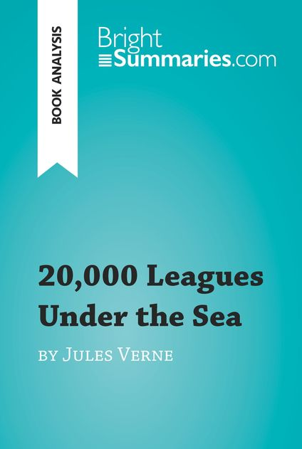 an analysis of the book 20000 leagues under the sea