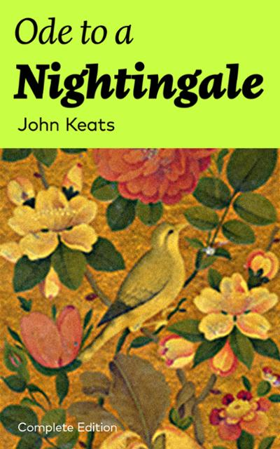 an analysis of the ode to a nightingale by john keats
