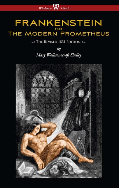 mary shelleys portrayal of frankenstein as the modern prometheus This gives the reader a realistic portrayal of frankenstein, or, the modern prometheus  mary shelley's frankenstein, or, the modern.