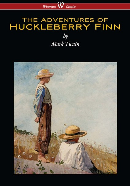 an analysis of the controversy in the adventures of huckleberry finn by mark twain